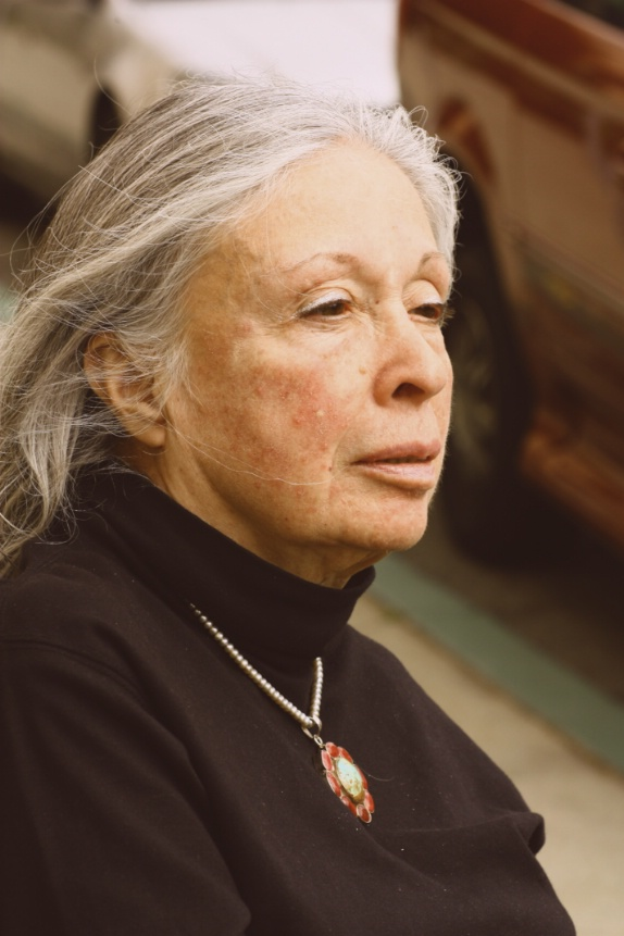 Anita Silvers (Photo by Emily Lobsinger)