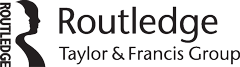 Routledge, Taylor & Francis logo