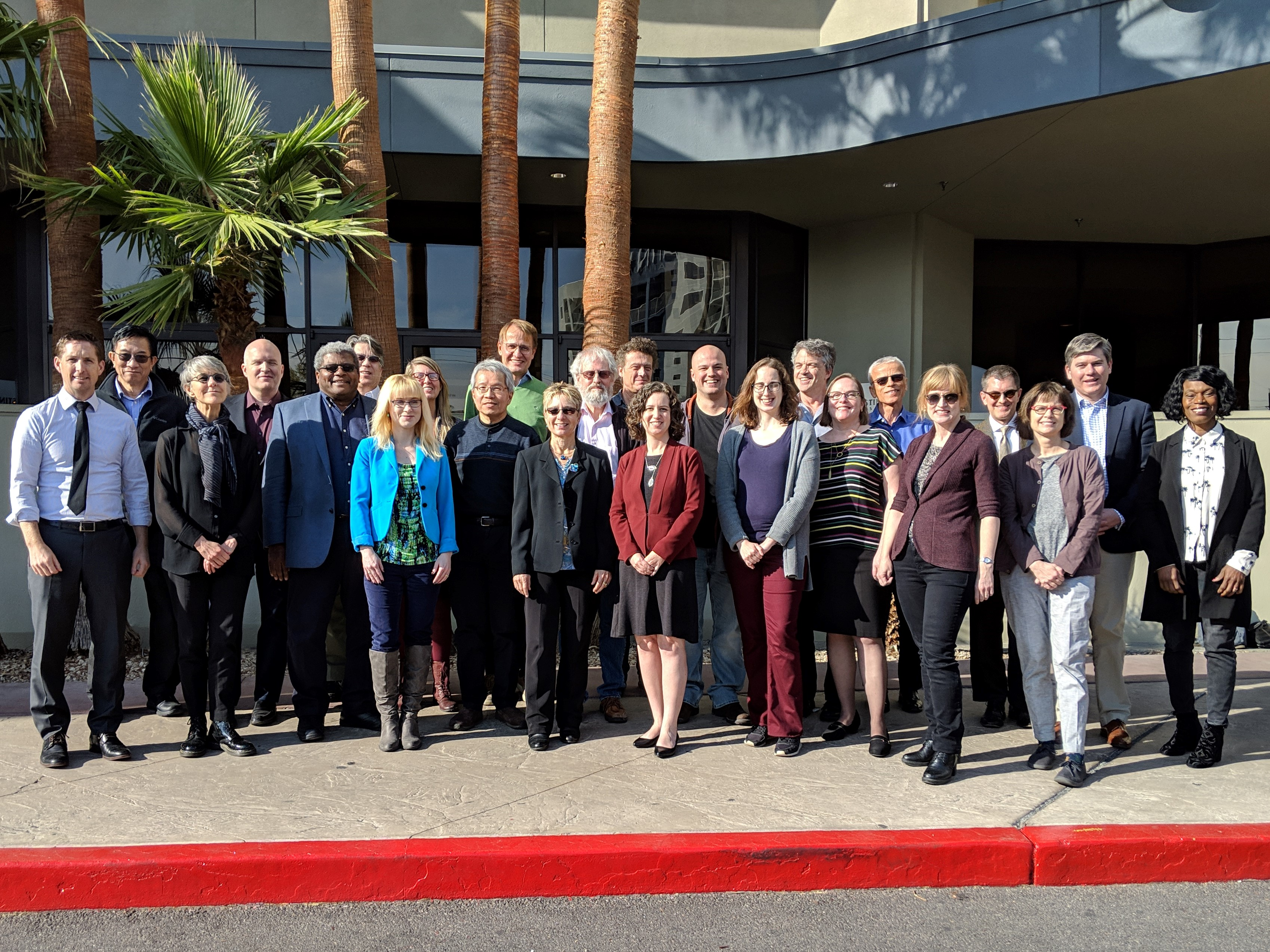 2018–2019 APA Board and GSC Officers