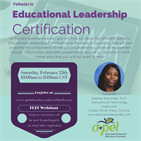 Pathways to Educational Leadership Certification