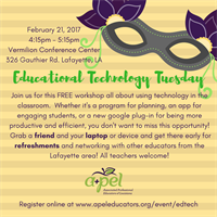 Educational Technology Tuesday