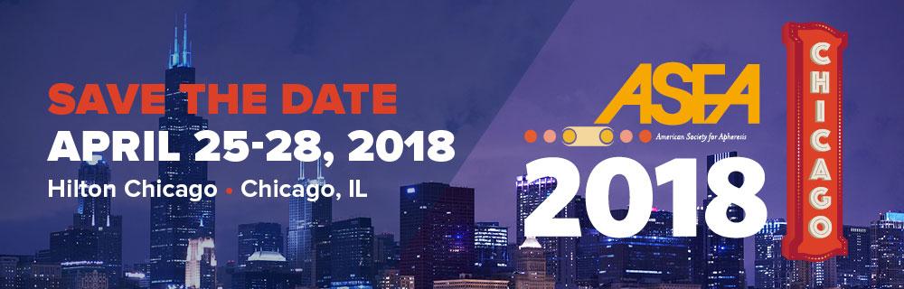 ASFA 2018 Annual Meeting - American Society for Apheresis (ASFA)
