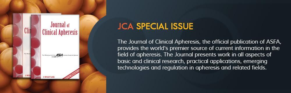 American Society for Apheresis (ASFA)