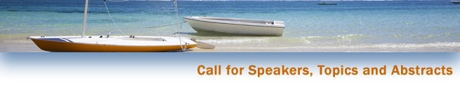 Call for Abstracts and Speakers