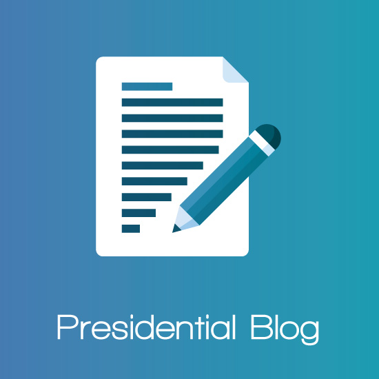 Presidential Blog