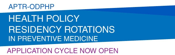 Health Policy Residency Rotations
