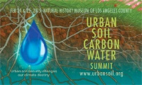 Urban Soil Water Summit