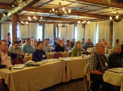 AOS Members Attend Educational Lectures