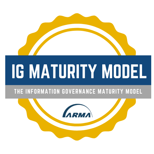 The ARMA Principles Maturity Model