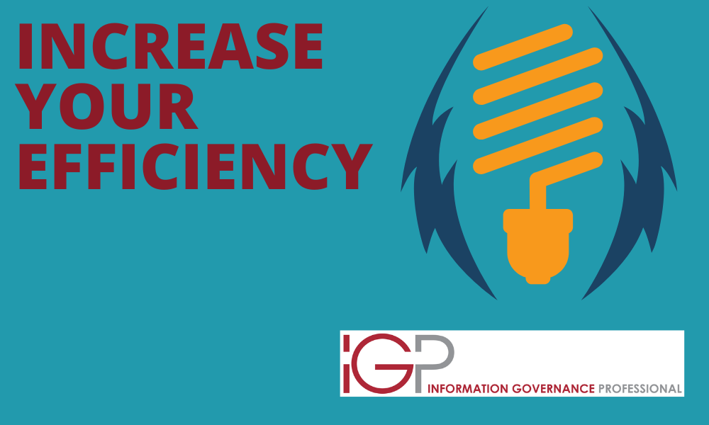 IGP increases your efficiency