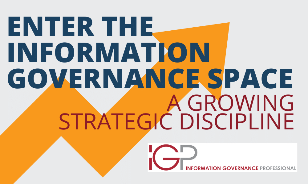 Enter the information governance space with IGP