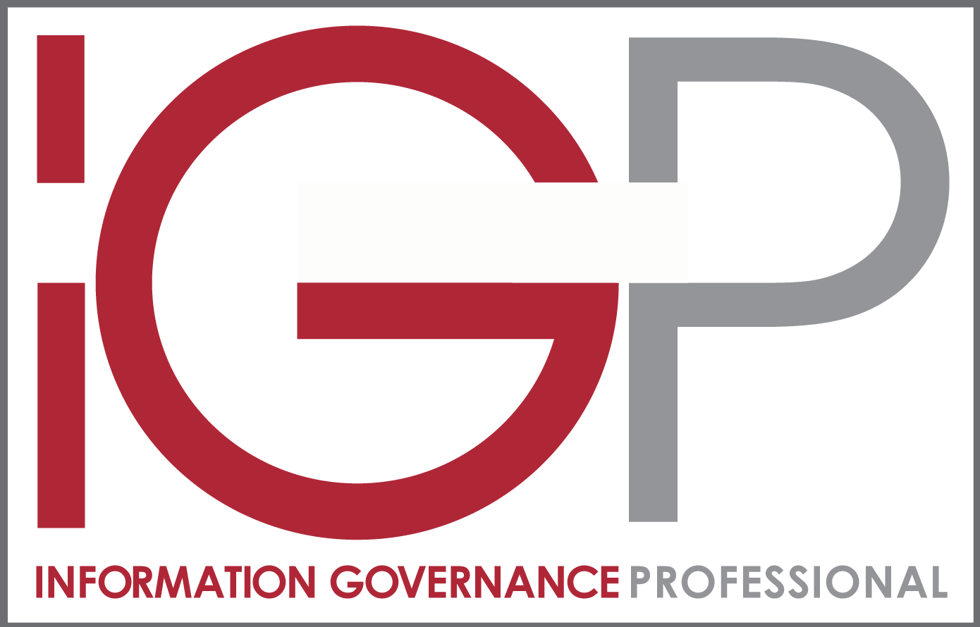 Certified Information Governance Professional