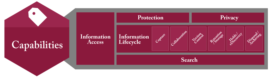 Information Governance Implementation Model - Capabilities