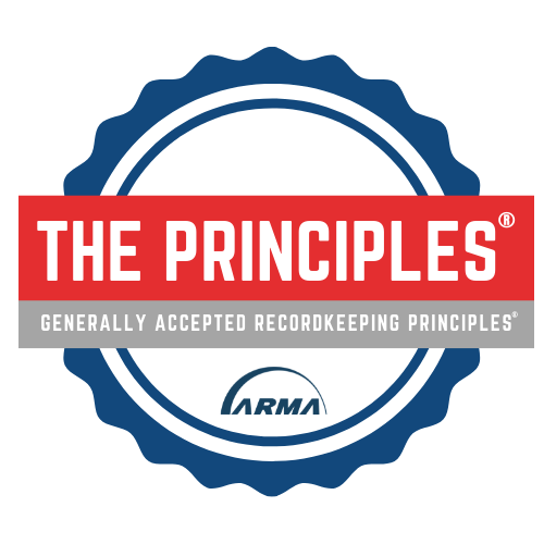 The Generally Accepted Recordkeeping Principles