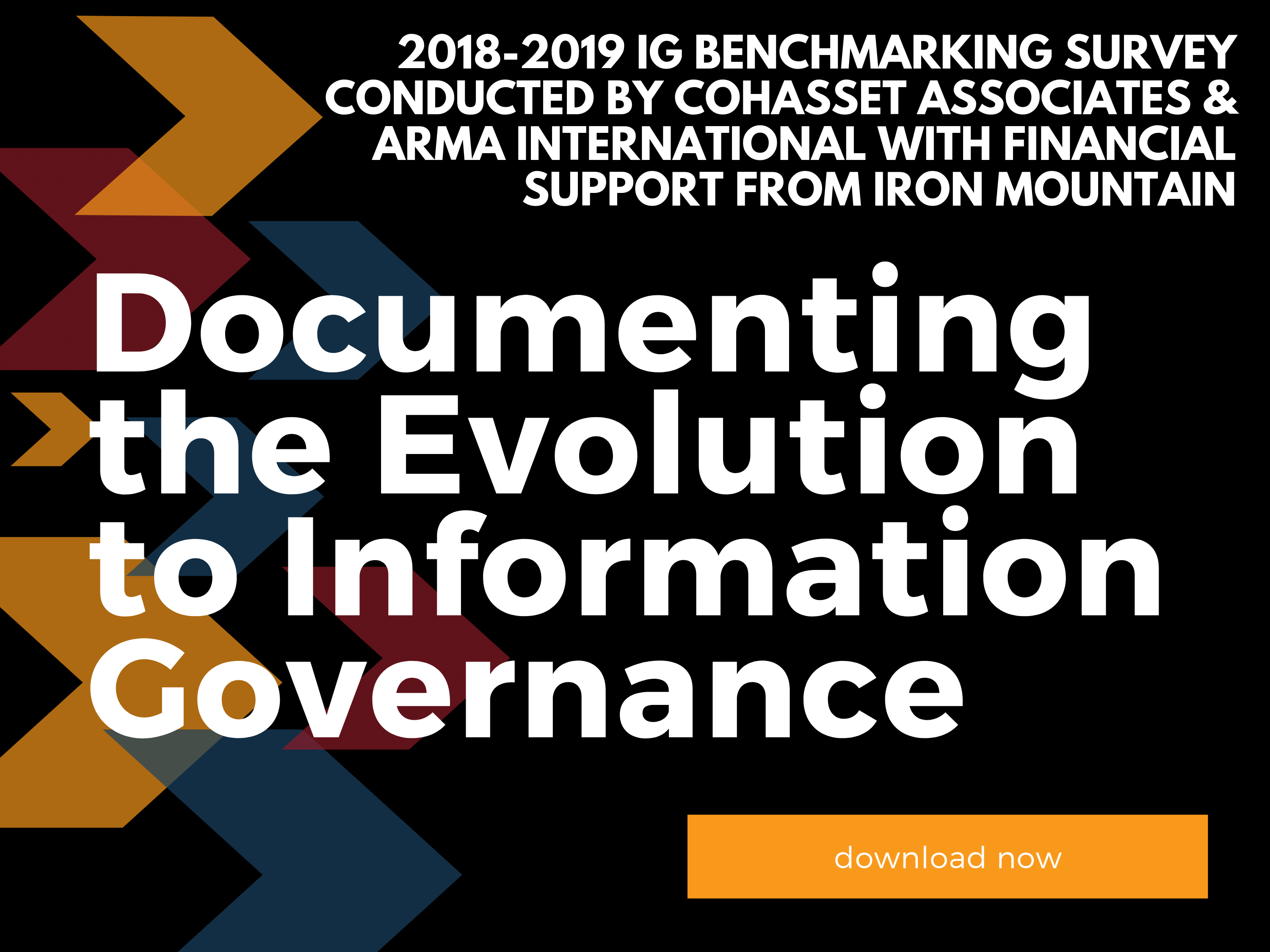 Documenting the Evolution to Information Governance