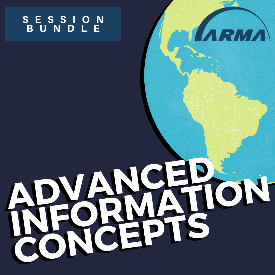 Session Bundle: Advanced Information Concepts