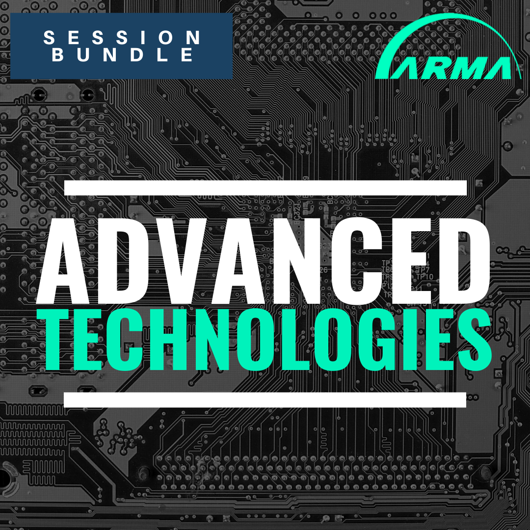 Session Bundle: Advanced Technologies