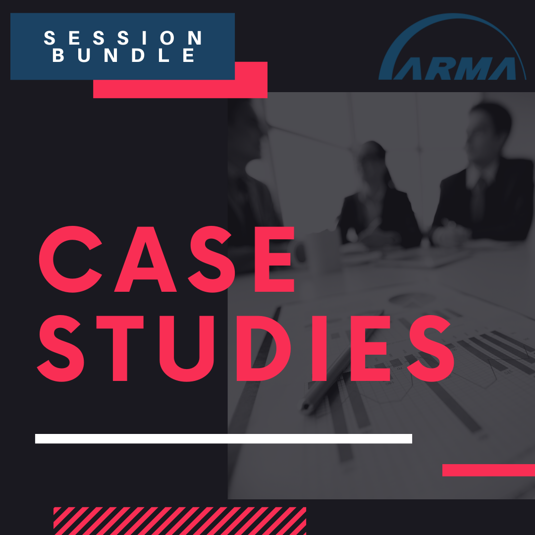 Session Bundle: Case Studies