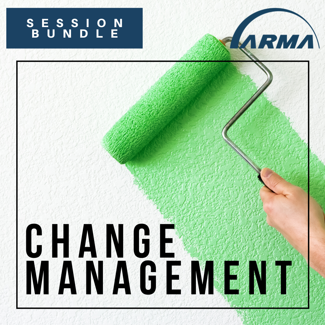 Session Bundle: Change Management