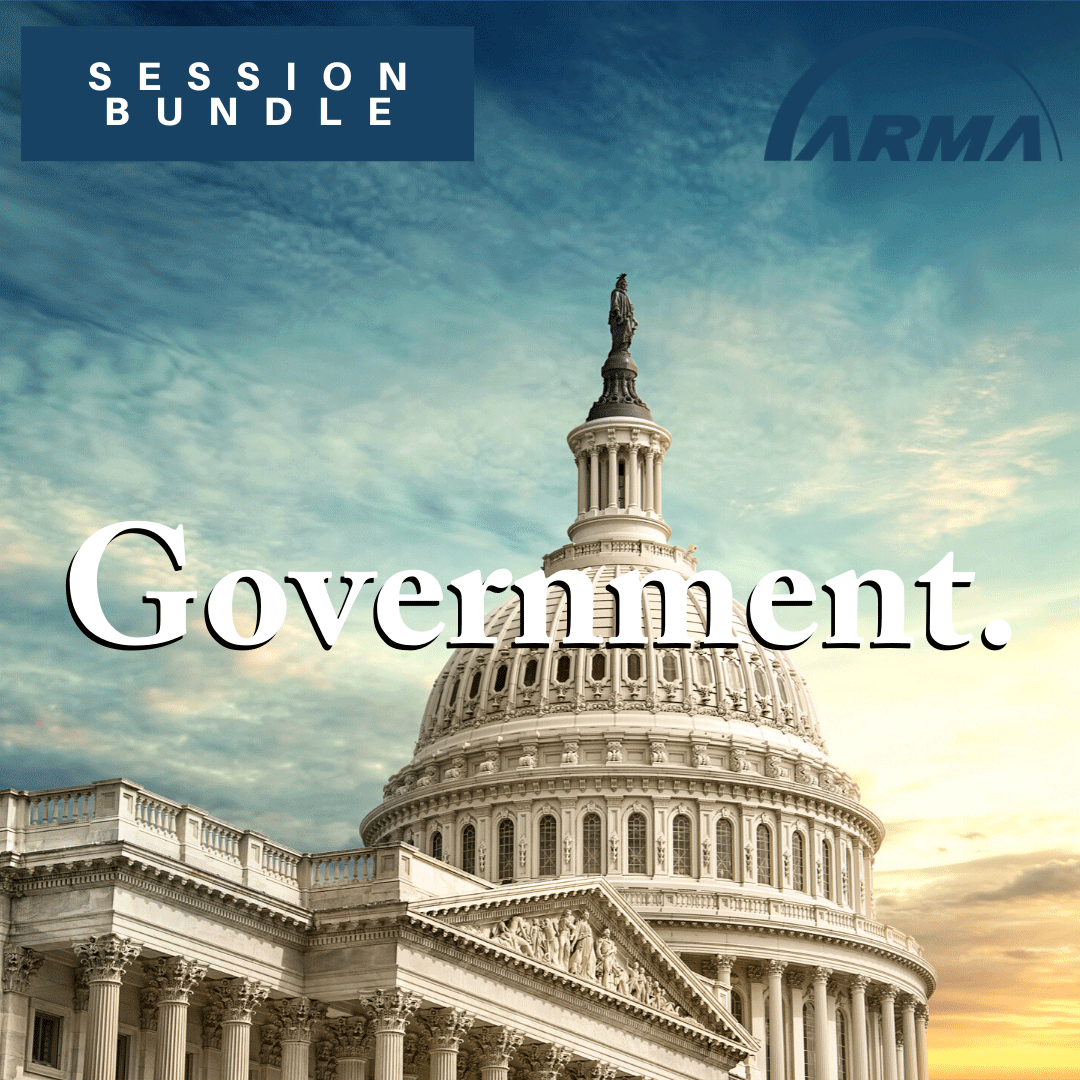 Session Bundle: Government