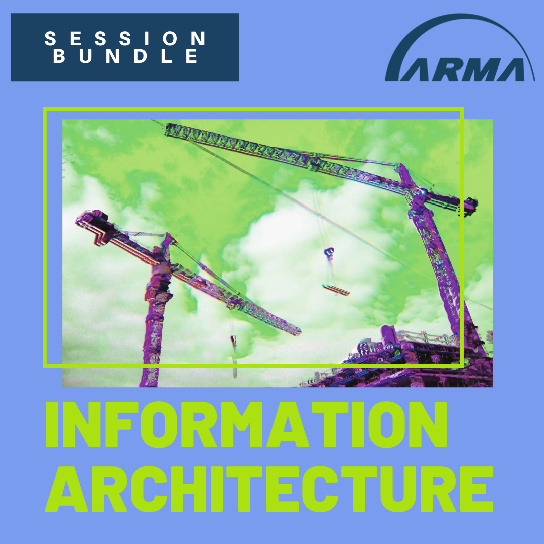 Session Bundle: Information Architecture
