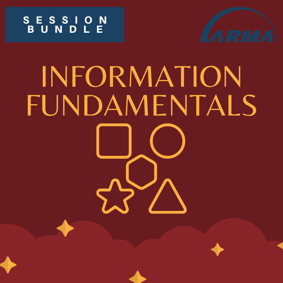 Session Bundle: Information Fundamentals