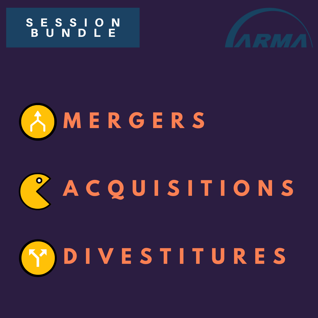 Session Bundle: Mergers, Acquisitions, & Divestitures