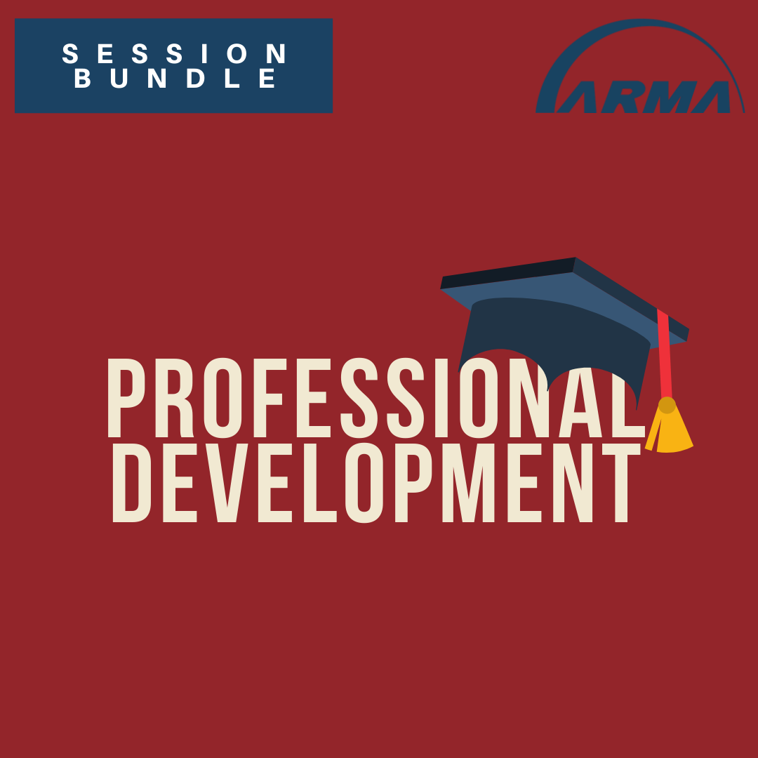Session Bundle: Professional Development