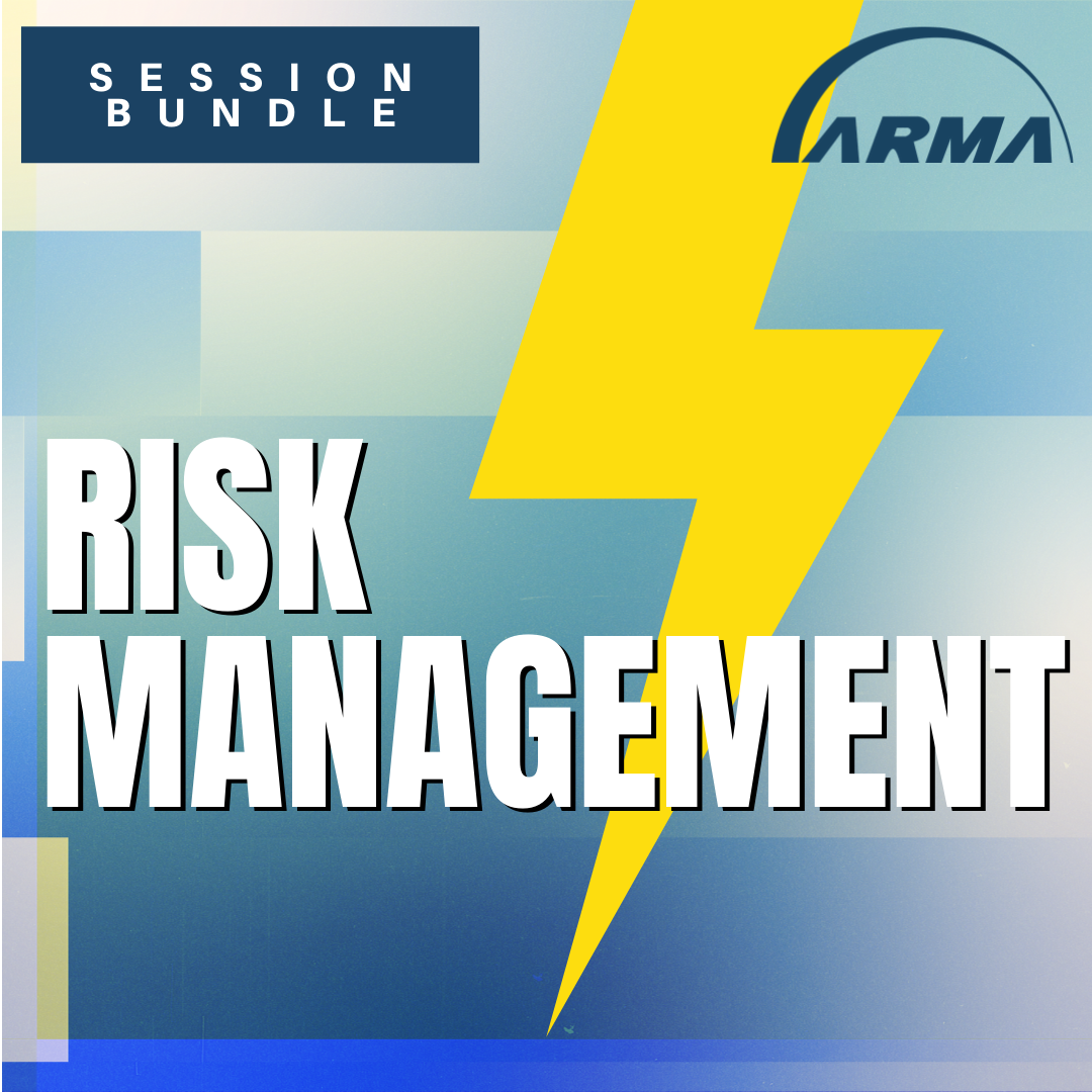 Session Bundle: Risk Management