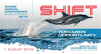 ASAQS Annual Conference: SHIFT - SPONSORSHIP OPPORTUNITIES