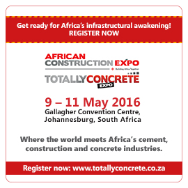 Totally Concrete 9-11 May 2016