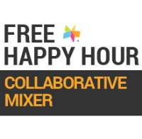 Free Happy Hour Collaborative Mixer