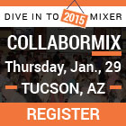 Dive in to 2015 Mixer - COLLABORMIX