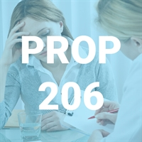 Prop 206: The 2nd Shoe Has Dropped! Why Aren't You in Compliance Yet?