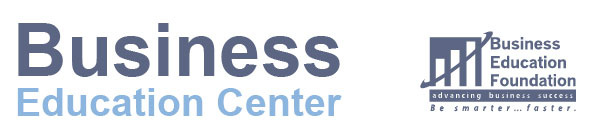 Business Education Center - Meeting Space Available