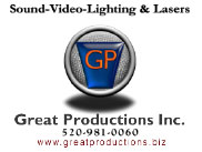 Great Productions Inc.