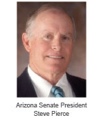 Arizona Senate President Steve Pierce