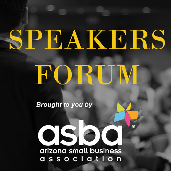 Speakers Forum.