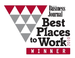 2011 Best Places to Work Winner