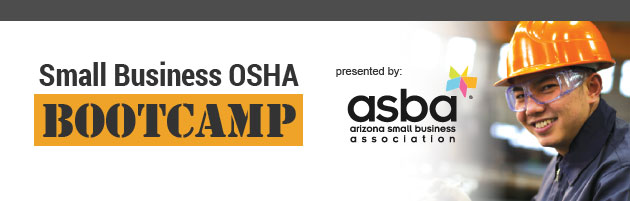SMALL BUSINESS OSHA BOOTCAMP