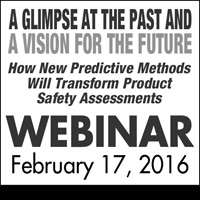 How New Predictive Methods Will Transform Product Safety Assessments Webinar