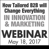 How Tailored B2B will Change Everything in Innovation & Marketing Webinar