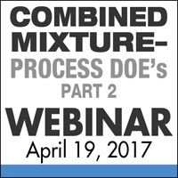 Combined Mixture-Process DOE's for Adh Webinar (Part 2)
