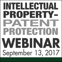 Intellectual Property - Patent Protection Webinar
