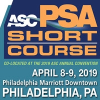 2019 Pressure Sensitive Adhesives (PSA) Short Course