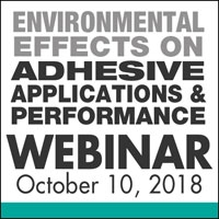 Environmental Effects on Adhesive Applications and Performance