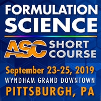 Formulation Science Short Course