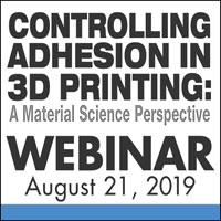Controlling Adhesion in 3D Printing: A Material Science Perspective