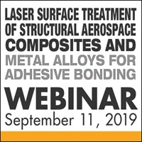 Laser Surface Treatment of Structural Aerospace Composites and Metal Alloys for Adhesive Bonding