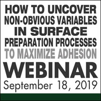 How to Uncover Non-Obvious Variables in Surface Preparation Processes to Maximize Adhesion